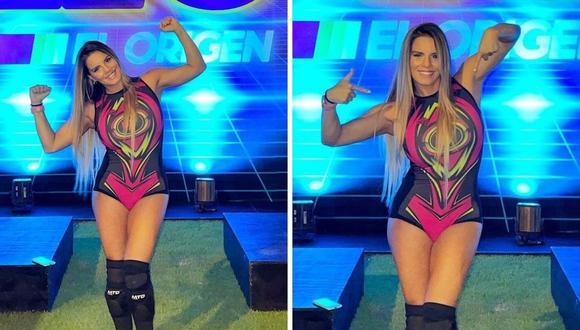 Alejandra Baigorria anuncia que su marca estará en cuatro tienda por departamento . (Foto: @alejandrabaigorria)