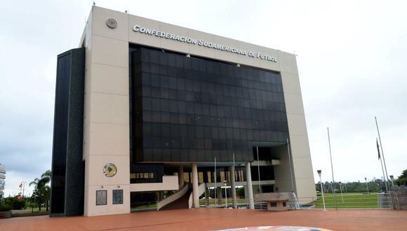 El presidente de la Conmebol envió carta a la FIFA sobre la situación con la MLS. (Foto: EFE)