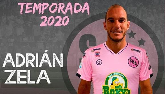 Adrián Zela jugó en las últimas seis temporadas por Deportivo Municipal. (Foto: Sport Boys)