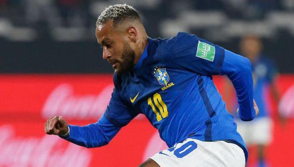 Neymar fue señalado por su estado físico. (Foto: Reuters)