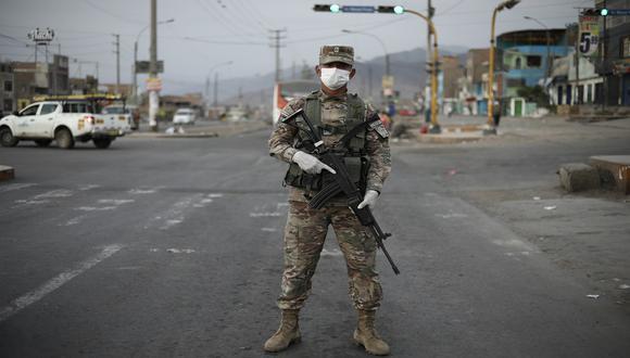 El Gobierno precisó más restricciones en Semana Santa por la pandemia del COVID-19. (Foto: Joel Alonzo / GEC)