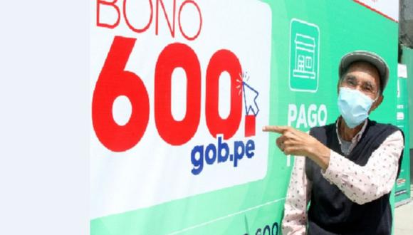 El Bono 600 fue concebido como una protección económica para los hogares en situación de vulnerabilidad de todo el país. (Foto: Andina).
