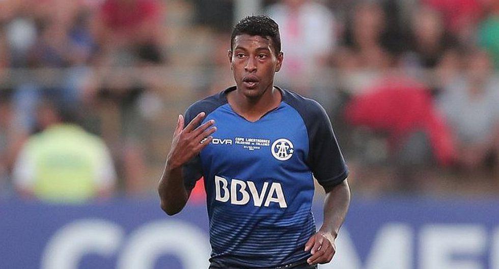Selección peruana   Agente de Miguel Araujo confirma ofertas de Bélgica, Holanda y Francia   FOTO