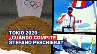 Tokio 2020: ¿Cuándo será la participación de Stefano Peschiera en los Juegos Olímpicos?