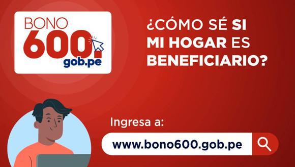 En esta ocasión el Bono de 600 se paga por Banca Celular. Aquí te contamos cómo lo pagan por banca celular y otras agencias. FOTO: PCM