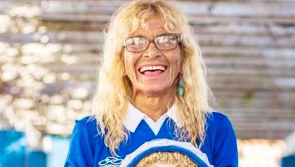 Cruzeiro | Hincha emblemática murió tras confirmarse descenso a la segunda división en Brasil | FOTO