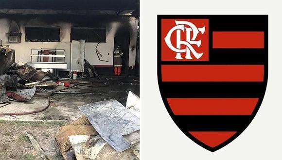 Flamengo se pronuncia tras incendio que dejó 10 muertos