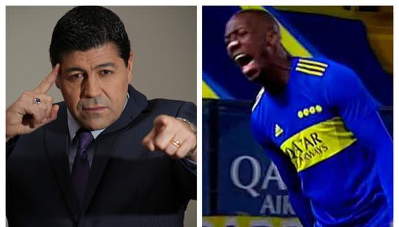 El exdelantero bromeó con la terrible falta de la que fue víctima el lateral de la Selección Peruana. Las redes ardieron tras ese comentario.