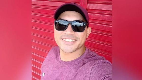 La víctima, identificada como Sidney dos Santos Silva, no resistió sus heridas. (Foto: Difusión)