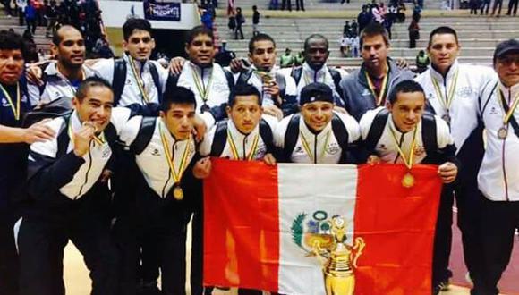 Panta Walon ocupó el tercer lugar en la Copa Merconorte de Futsal