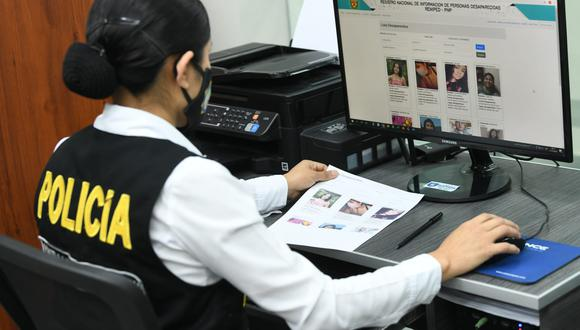Este 15 de octubre se puso en funcionamiento el sistema de búsqueda de personas desaparecidas. (Foto: Presidencia del Perú)
