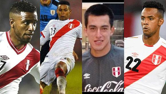 Selección peruana y 4 jugadores que ya migraron este 2019 [FOTOS]