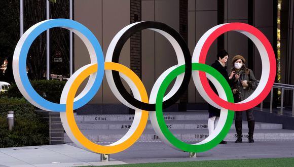Los Juegos Olímpicos Tokio 2020 iniciarán el próximo 23 de julio. (Foto: AFP)