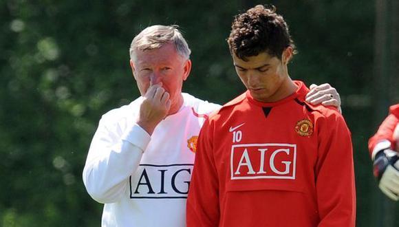 Cristiano Ronaldo vuelve a jugar la Champions League con Manchester United. (Foto: AFP)