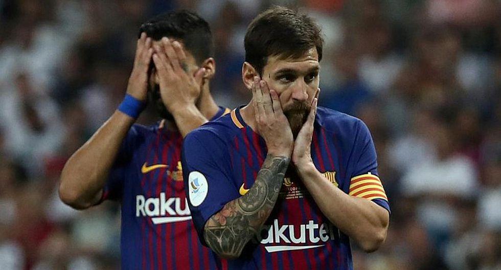 La enorme tragedia que sufre Lionel Messi