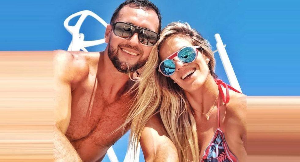 Alejandra Baigorria rompió su silencio y confirmó el fin de su relación con Arturo Caballero. (Foto: @alebaigorria)