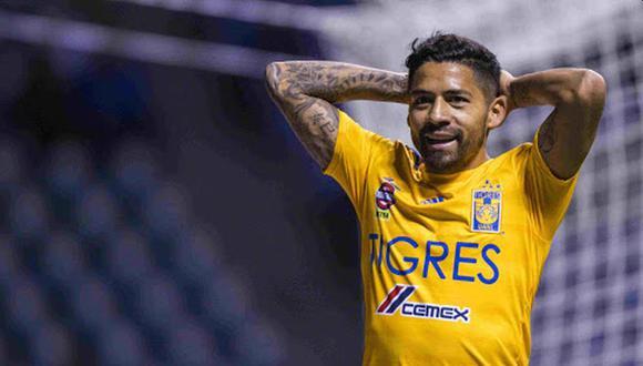 Tigres perdió por penales ante Cruz Azul y quedó eliminado de la Copa GNP. (Foto: AFP)