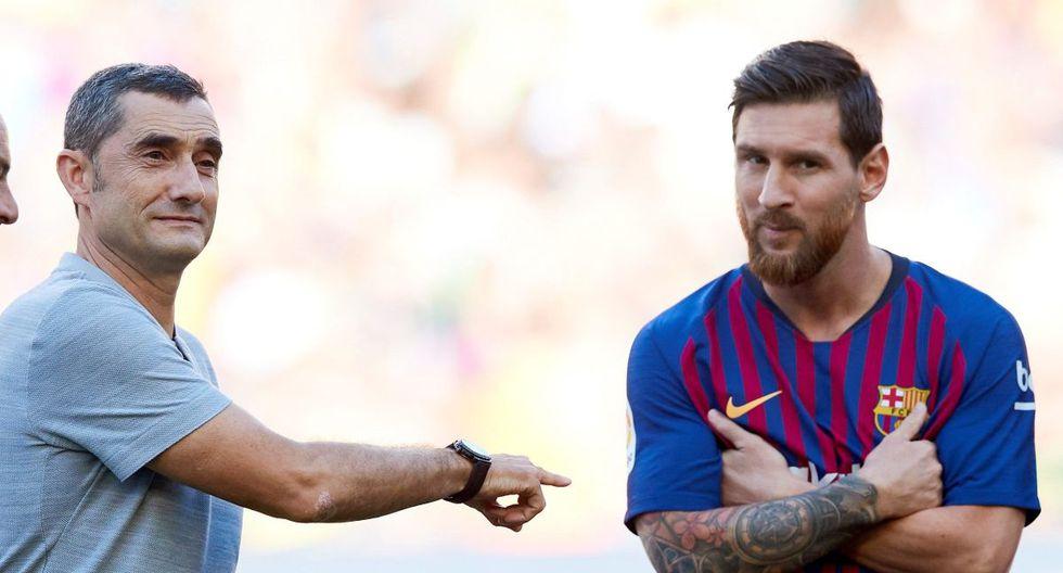 Lionel Messi es el máximo candidato a quedarse con el Balón de Oro 2019. (Foto: EFE)