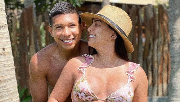 Edison Flores y Ana Siuchu se convirtieron en padres. (Foto: Instagram)