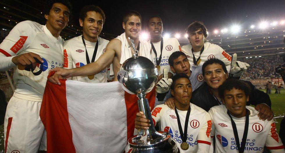 Conmebol recuerda título de Universitario de Deportes en la primera edición de la Copa Libertadores Sub20 | FOTO: GEC