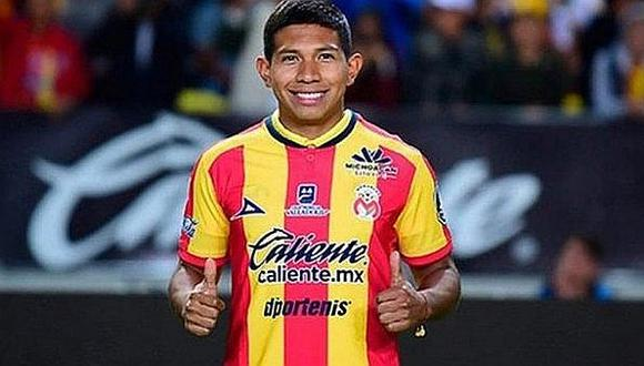 Selección peruana: ¿Edison Flores ya no jugará en Monarcas Morelia? | FOTO