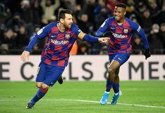 Ver ESPN: Barcelona vs. Valencia EN VIVO y EN DIRECTO por fecha 21 de LaLiga Santander
