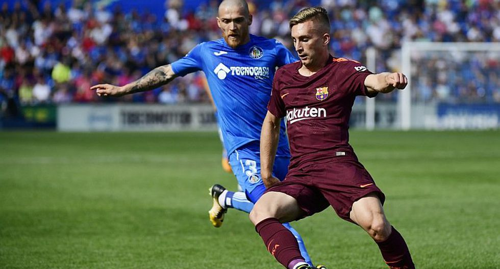 Barcelona: Napoli y Milan ponen la mira en Gerard Deulofeu