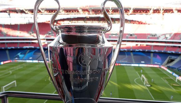 Conoce la guía de canales y horarios de los próximos partidos de Champions League. (Foto: AFP)