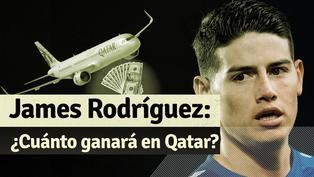 El declive de James Rodríguez: ¿Talento desperdiciado?