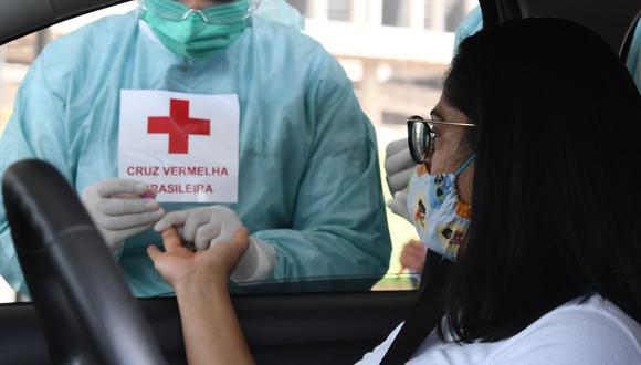 La paciente no tuvo reincidencia, pero permaneció con el virus por cinco meses, en el caso hasta ahora más conocido de persistencia del patógeno. (Foto referencial: EVARISTO SA / AFP)