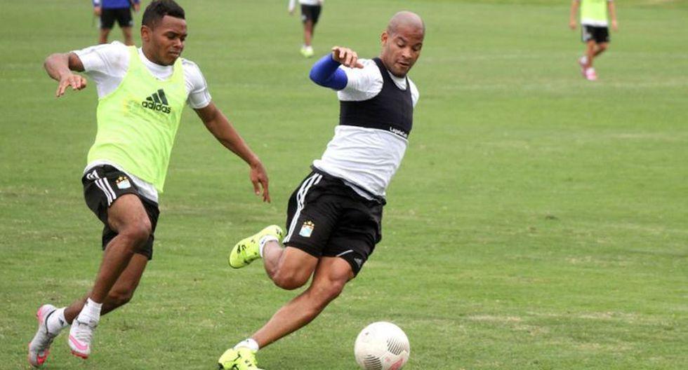 Sporting Cristal: Daniel Ahmed definió el equipo para enfrentar a San Martín