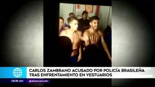 Boca Juniors: Peruano Carlos Zambrano entre los detenidos por agredir a policías