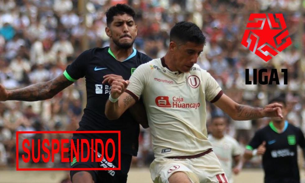 Liga 1 se une a la prevención del Coronavirus y suspende la fecha 7 del Torneo Apertura [FOTO]