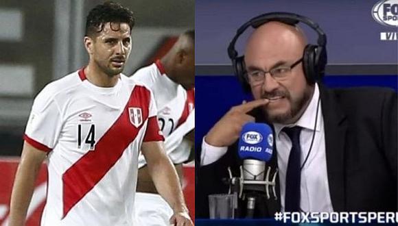 Revelan que hubo jugadores de Perú que no quisieron a Pizarro en el Mundial