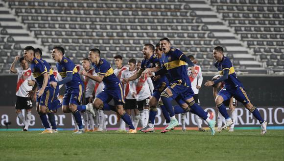 Boca Juniors derrotó 4-1 a River Plate en la Copa de Argentina.