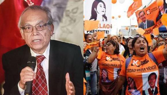 El asesor de Perú Libre se dirigió a Fuerza Popular y sus simpatizantes por un posible golpe hacia ellos.