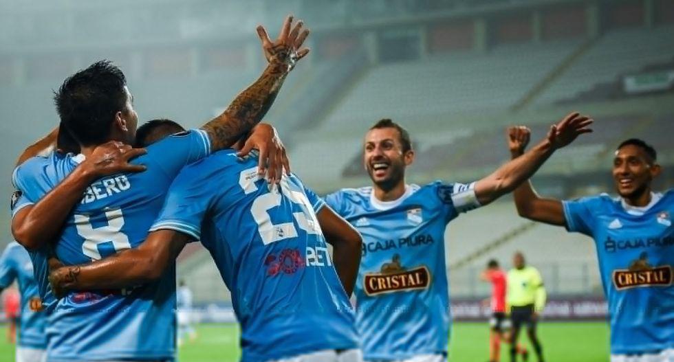 Los clasificados a octavos de final de la Copa Sudamericana 2021. (Foto: Sporting Cristal)