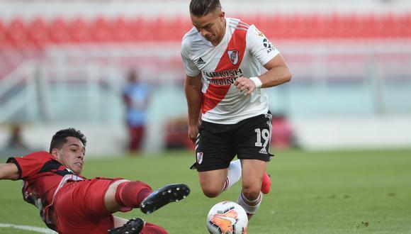 River Plate vs. Athletico Paranaense se enfrentaron en partido de vuelta de octavos de final en esta Copa Libertadores 2020