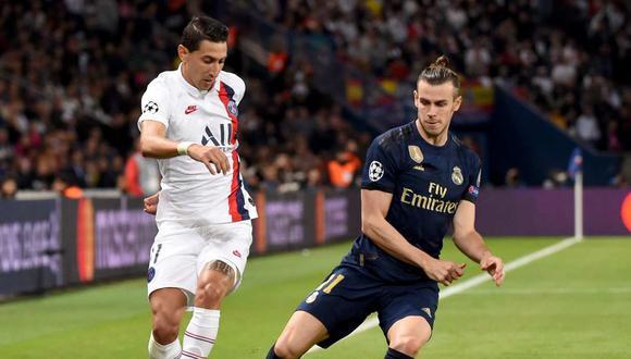Real Madrid vs. PSG se enfrentan en la Champions League. (Foto: AFP)