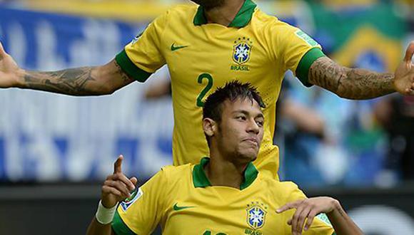 Mundial Brasil 2014: La reacción de Dani Alves y Neymar tras ser convocados por Scolari [VIDEO]