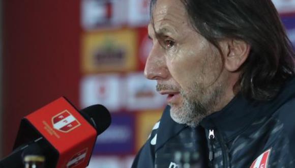 Ricardo Gareca anunció la lista de convocados de Perú para los partidos por Eliminatorias a Qatar en donde las grandes novedades son Gianluca Lapadula y Jean Pierre Rhyner.