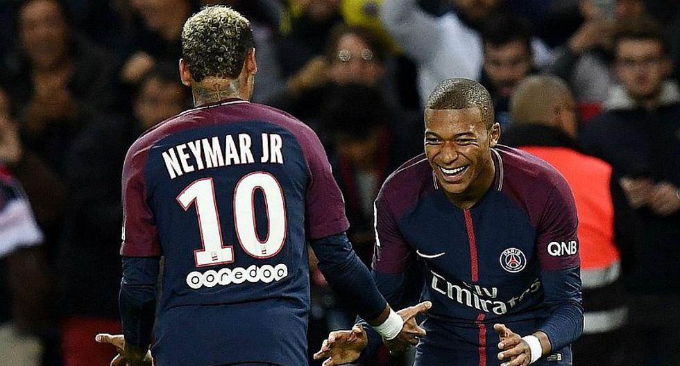 Neymar y Mbappé serán los dueños del mundo