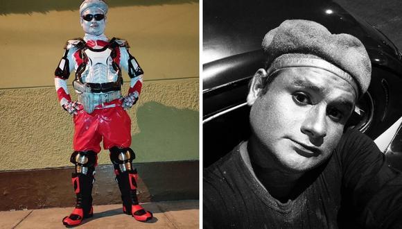 """""""Robotín"""", cuyo nombre real es Alan Castillo, señaló que le diagnosticaron diabetes hace poco. (Foto: Instagram @robotindelperu)."""