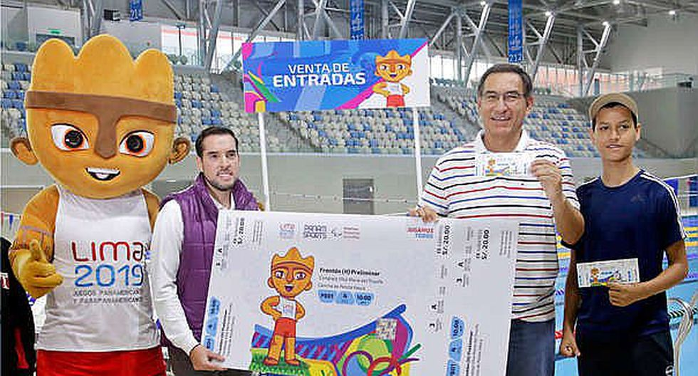 Panamericanos Lima 2019: éxito rotundo en el primer día de venta de las entradas | FOTO