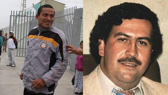 'Kukín' y el día que estuvo a punto de jugar en Colombia por Pablo Escobar