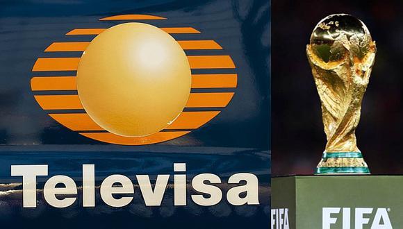 Demandan a Televisa por sobornos para transmitir cuatro mundiales