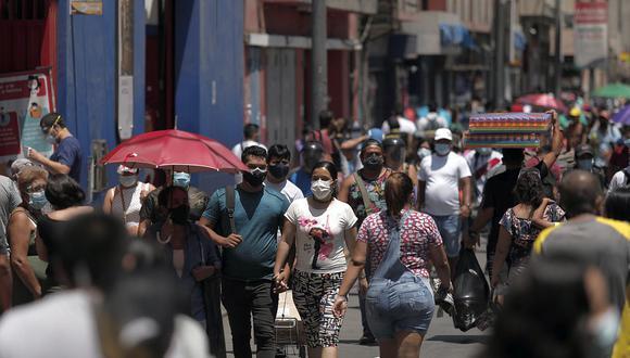 La vacunación contra el coronavirus continúa avanzando a nivel nacional. (Foto: Leandro Britto / GEC)