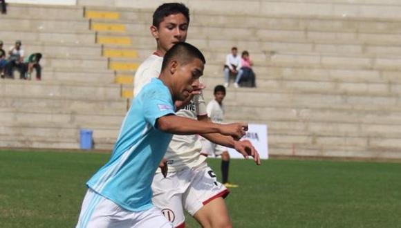 Ernesto Arakaki anunció que se planea la realización de un torneo Sub-18. (Foto: Sporting Cristal)