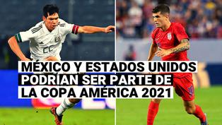 La Copa América 2021 podría contar con México y Estados Unidos tras la salida de Australia y Qatar