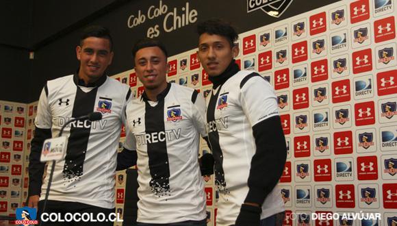 Peruano Christopher Gonzales debuta en victoria de Colo Colo por Copa Chile